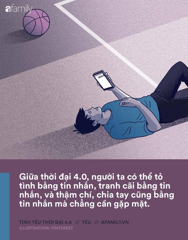 """Tình yêu thời đại 4.0: Khi những tiếng """"ting ting"""" trở thành nỗi ám ảnh và 5 sai lầm trong việc giao tiếp online khiến tình yêu tan vỡ - Ảnh 5."""