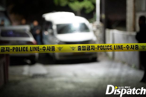 Cận cảnh hiện trường tại ngôi nhà Goo Hara vừa qua đời ở Cheongdamdong - Ảnh 2.