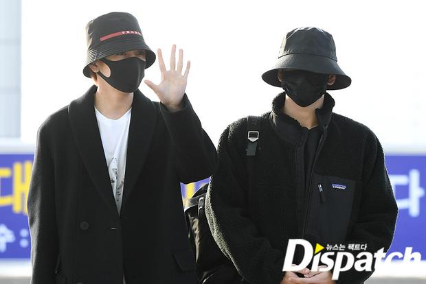 Cập nhật dàn sao từ Hàn sang Việt Nam dự AAA: MOMOLAND, NUEST, em trai BTS vừa khởi hành, sân bay đầy không khí đau buồn - Ảnh 8.