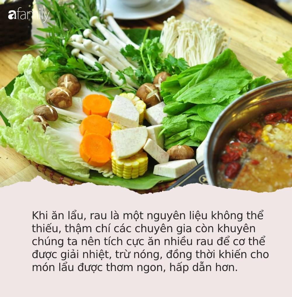 Ăn lẩu ngày lạnh tuyệt đối không nhúng những loại rau này vì có thể sản sinh độc tố, thậm chí gây tử vong - Ảnh 1.