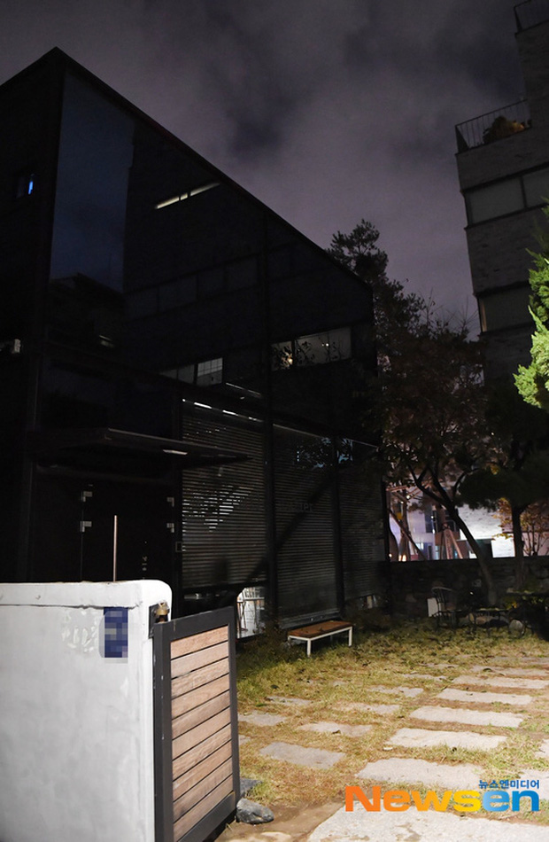 Cận cảnh hiện trường tại ngôi nhà Goo Hara vừa qua đời ở Cheongdamdong - Ảnh 7.