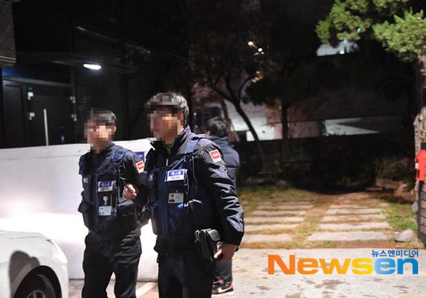 Cận cảnh hiện trường tại ngôi nhà Goo Hara vừa qua đời ở Cheongdamdong - Ảnh 10.