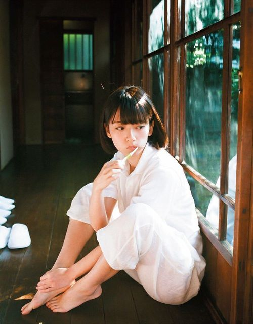 Image about 橋本奈々未 in seikatsu by hakubishin on We Heart It
