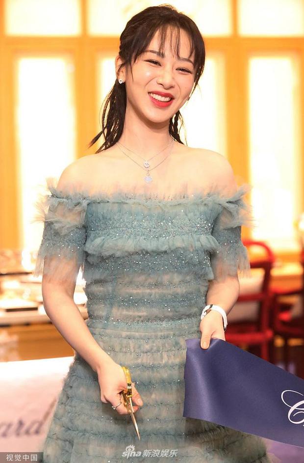 Sau nghi vấn đi thẩm mỹ viện trùng tu sắc đẹp, Dương Tử lần đầu xuất hiện cực xinh đẹp với khí chất thần tiên - Ảnh 4.