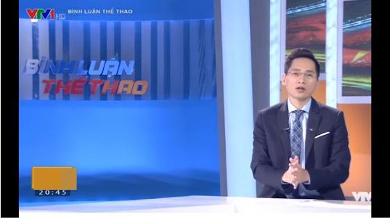 BTV Quốc Khánh lên tiếng cực khéo léo, khiến chẳng ai giận nổi sau lùm xùm chế giễu thủ môn Bùi Tiến Dũng ngay trên sóng truyền hình - Ảnh 3.