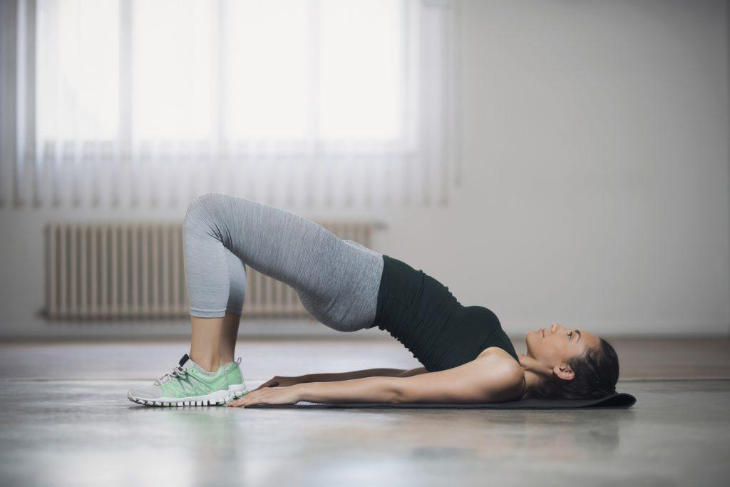 bài tập thể dục tại nhà cho phái nữ