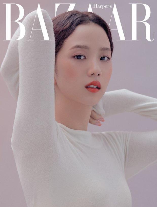 Chỉ với 3 bức ảnh tạp chí, Jisoo chứng minh nhan sắc nữ thần đẹp nhất thế hệ Gen3 - Ảnh 3.