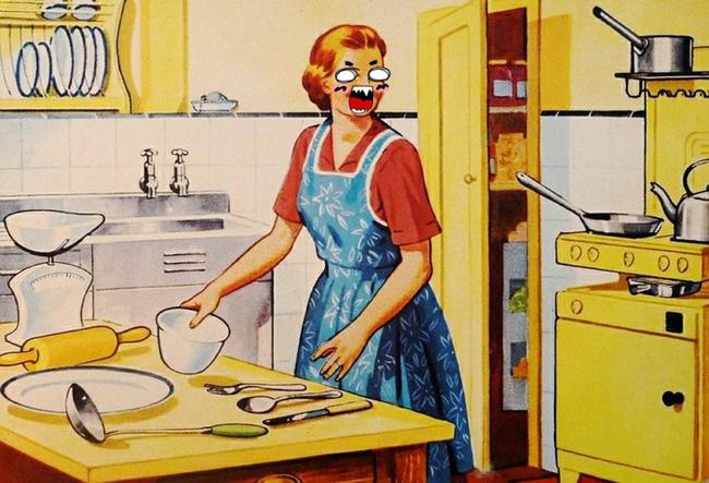 Nghiên cứu khoa học: Lấy chồng khiến phụ nữ phải làm việc nhà thêm 7 tiếng - Ảnh 1.