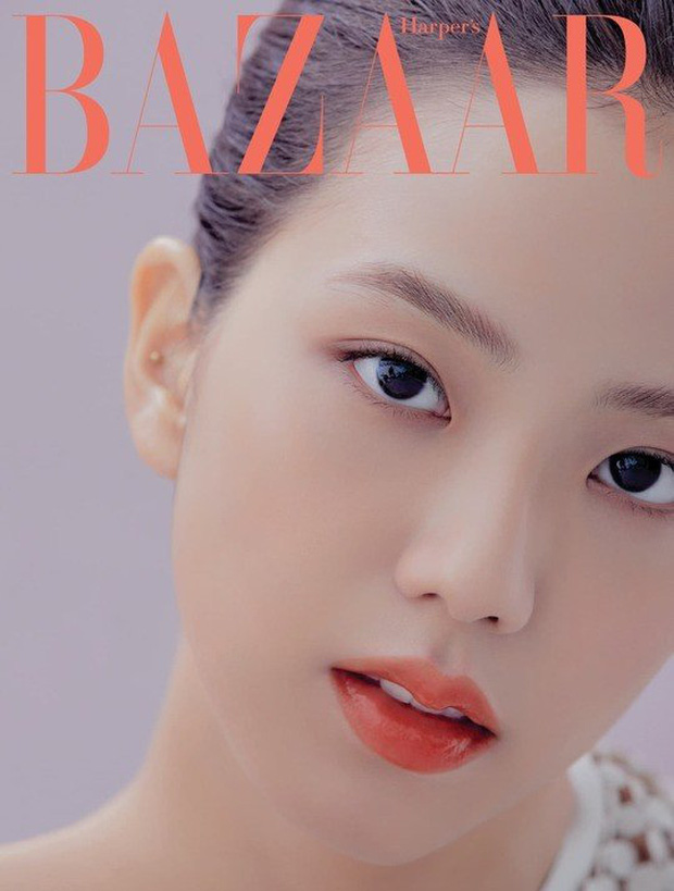 Chỉ với 3 bức ảnh tạp chí, Jisoo chứng minh nhan sắc nữ thần đẹp nhất thế hệ Gen3 - Ảnh 2.
