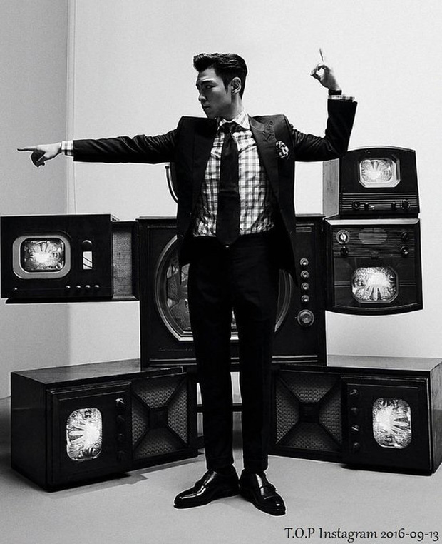 Ai như T.O.P: Cùng G-Dragon thành sao Hàn duy nhất lọt BXH danh giá của Mỹ nhưng lại cảm ơn với thái độ cực gắt - Ảnh 4.