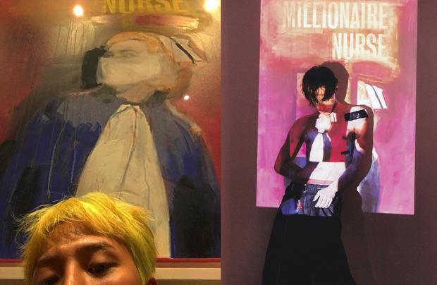 Ai như T.O.P: Cùng G-Dragon thành sao Hàn duy nhất lọt BXH danh giá của Mỹ nhưng lại cảm ơn với thái độ cực gắt - Ảnh 3.