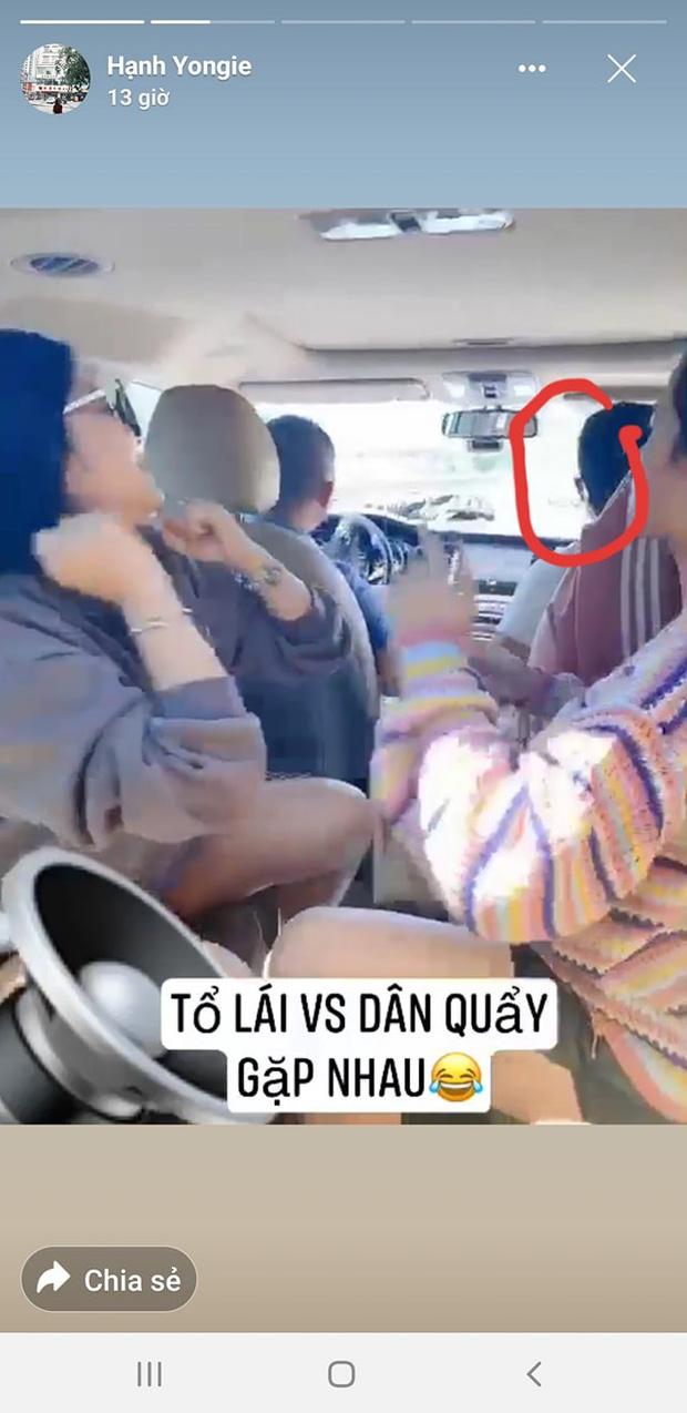 Quang Hải đã cố du lịch kín cùng bạn gái tin đồn Huyền My, fan lại vô tư đăng ảnh selfie cùng thần tượng để lộ tất cả? - Ảnh 3.