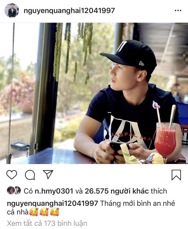 Quang Hải đã cố du lịch kín cùng bạn gái tin đồn Huyền My, fan lại vô tư đăng ảnh selfie cùng thần tượng để lộ tất cả? - Ảnh 5.