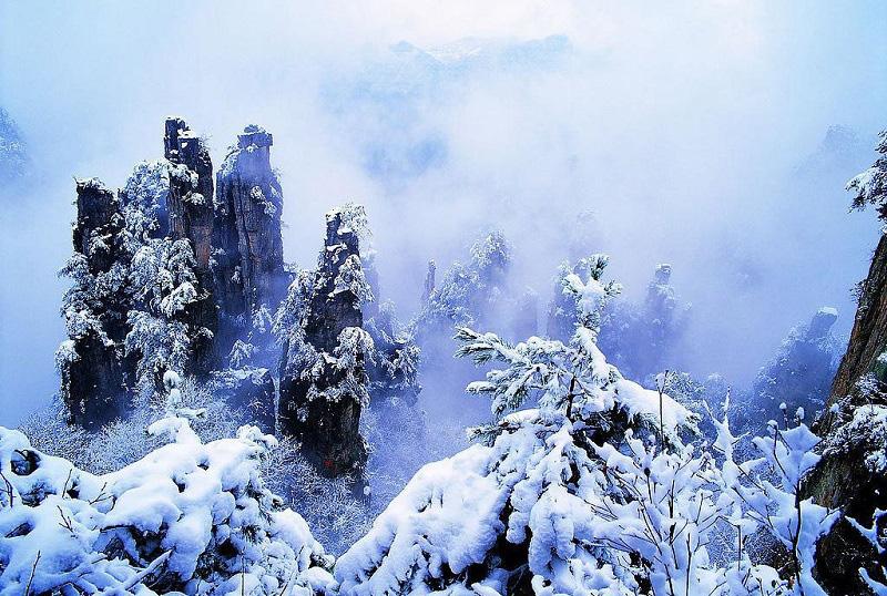 Mùa đông tìm về trên Phượng Hoàng Cổ Trấn ru lòng người - Ảnh 8.
