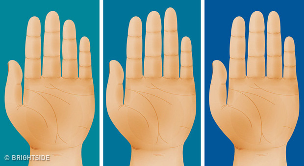 8 bộ phận cơ thể chỉ cần nhìn vào là biết tính cách ẩn giấu trong bạn là như thế nào - Ảnh 12.
