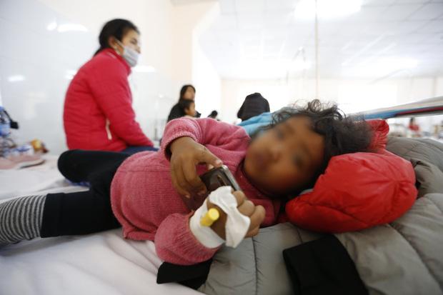Lâm Đồng: Gần 60 trẻ em nhập viện sau khi dùng đồ ăn từ thiện - Ảnh 3.