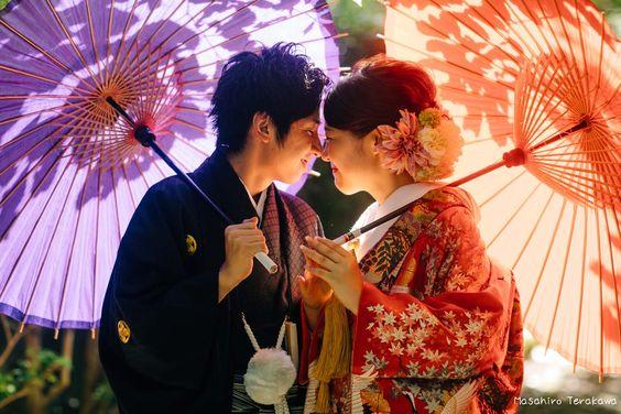 【滋賀】ロケーション和装前撮り(結婚式の写真)   結婚式の写真撮影 ウェディングカメラマン寺川昌宏(ブライダルフォト)