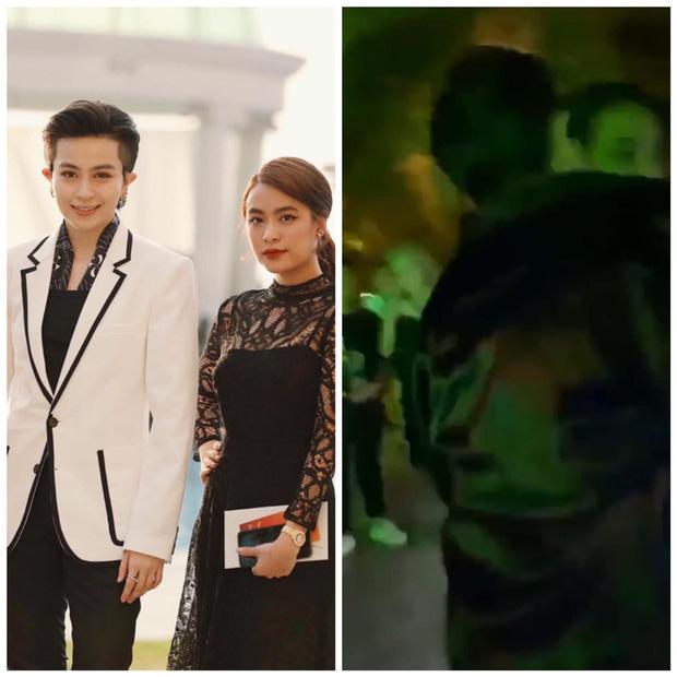 """Gil Lê và Hoàng Thùy Linh giữ khoảng cách khi cùng dự sự kiện nhưng vẫn để lộ """"dấu vết"""" chung - Ảnh 5."""