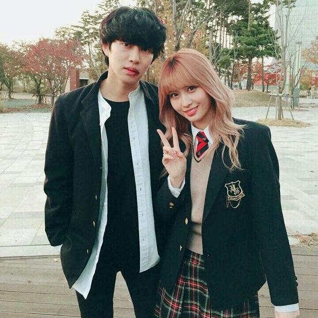 CHÍNH THỨC: Heechul và Momo (TWICE) là cặp đôi năm mới, chính thức xác nhận hẹn hò và công thần không phải là Dispatch - Ảnh 1.