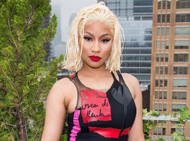Đây là tượng sáp Nicki Minaj nhưng sao mang đầy hơi thở của... Phượng Chanel thế này? - Ảnh 3.
