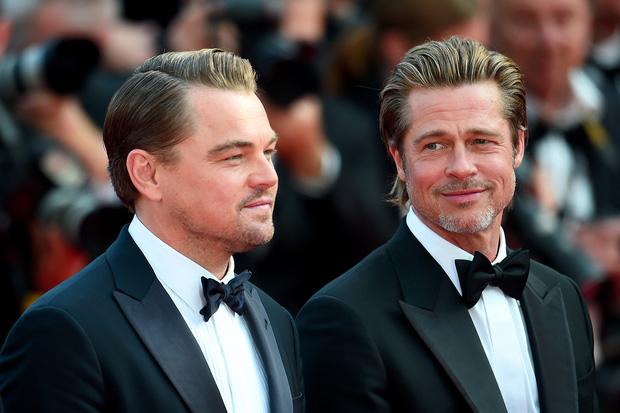 2 tài tử cực phẩm Brad Pitt và Leonardo chung khung hình sau 25 năm: Đúng là 2 người đàn ông quyến rũ nhất hành tinh! - Ảnh 4.