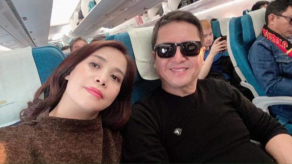 Trước khi ly hôn, Chí Trung - Ngọc Huyền từng tình cảm trên sóng truyền hình khiến Việt Hương, Đại Nghĩa cũng ghen tị - Ảnh 7.