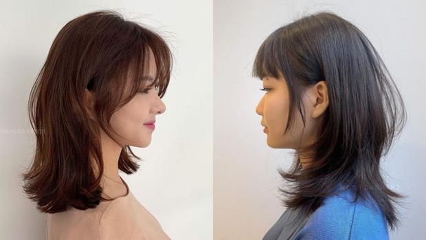 Tết nhất đừng chỉ sấy cụp, đôi khi để tóc vểnh mới là trendy đấy bạn ơi - Ảnh 4.