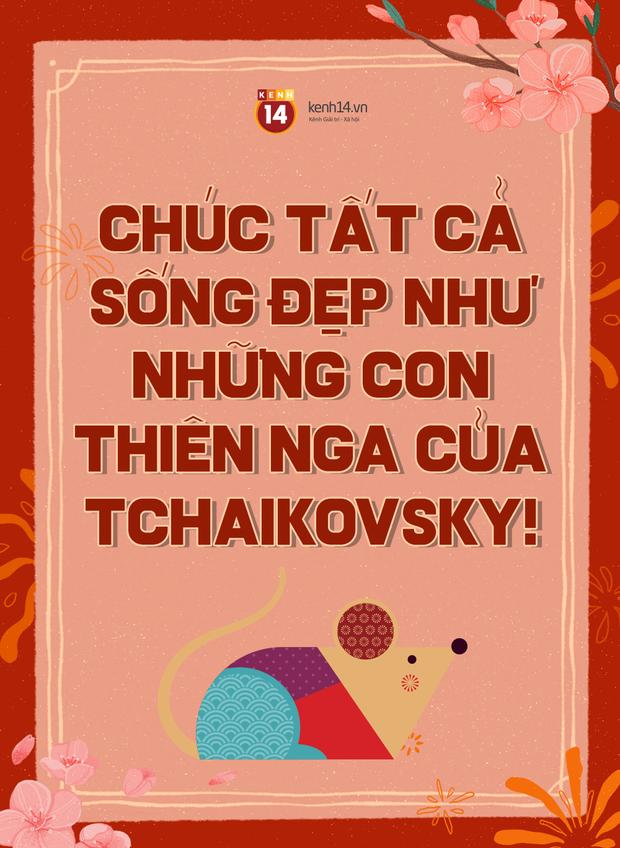 Năm Canh Tý, chúc nhà nhà vạn sự như ý, ai cũng sống đẹp như những con thiên nga của Tchaikovsky! - Ảnh 17.