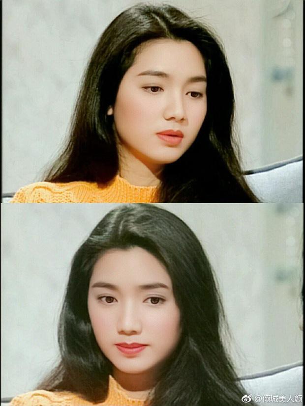 Mấy chục năm nhìn lại, cách makeup của loạt mỹ nhân TVB ngày xưa vẫn đẹp và vào mắt thế không biết - Ảnh 6.