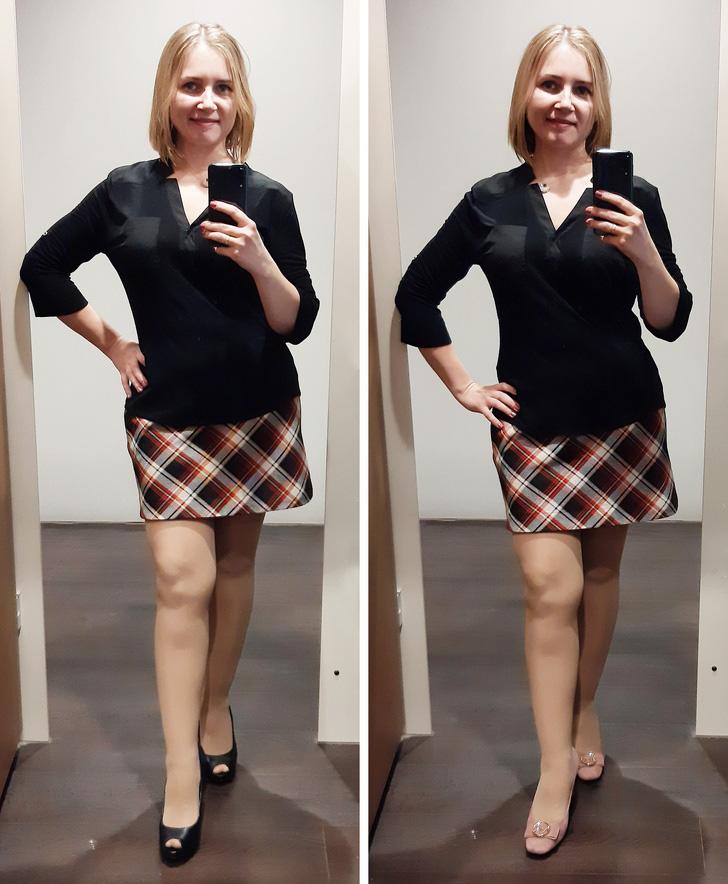 Tôi không cần đến một stylist mà vẫn kìm được những kiểu trang phục hợp với thân hình thẳng đuột của mình - Ảnh 4.