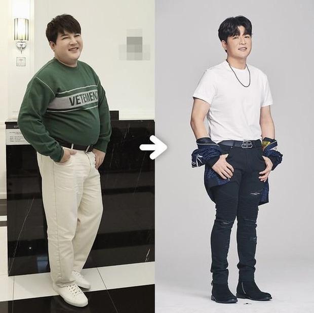 Shindong (Super Junior) cảm thấy khỏe mạnh hơn sau khi giảm 30 kg trong 3 tháng - Ảnh 1.