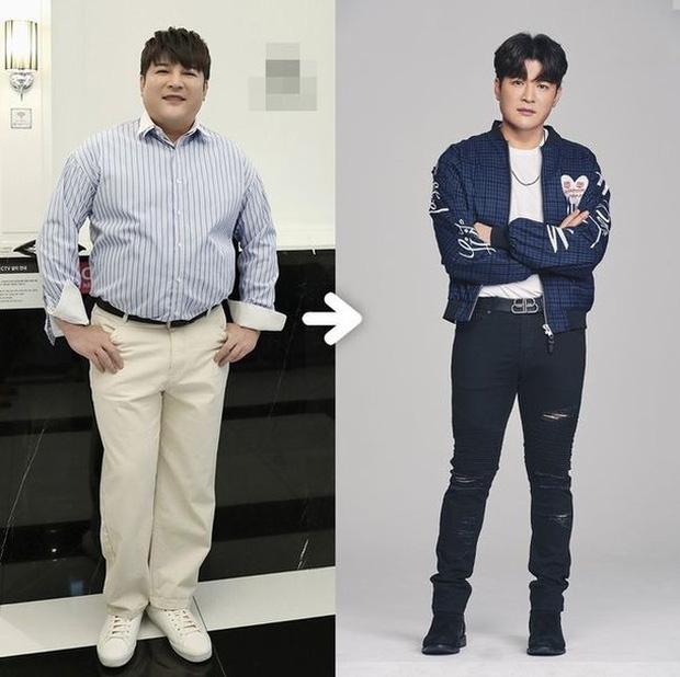 Shindong (Super Junior) cảm thấy khỏe mạnh hơn sau khi giảm 30 kg trong 3 tháng - Ảnh 2.