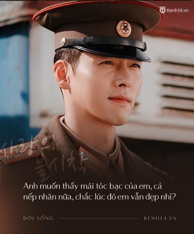 Crash Landing On You với rổ quote ngọt ngào điên dại: Sở thích của em là gì? Là anh Ri Jung Hyuk! - Ảnh 25.