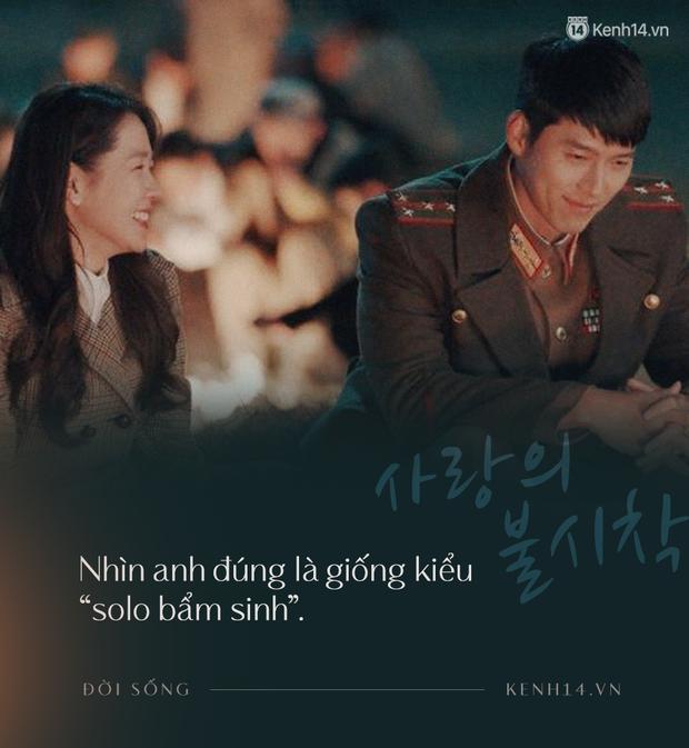 Crash Landing On You với rổ quote ngọt ngào điên dại: Sở thích của em là gì? Là anh Ri Jung Hyuk! - Ảnh 9.