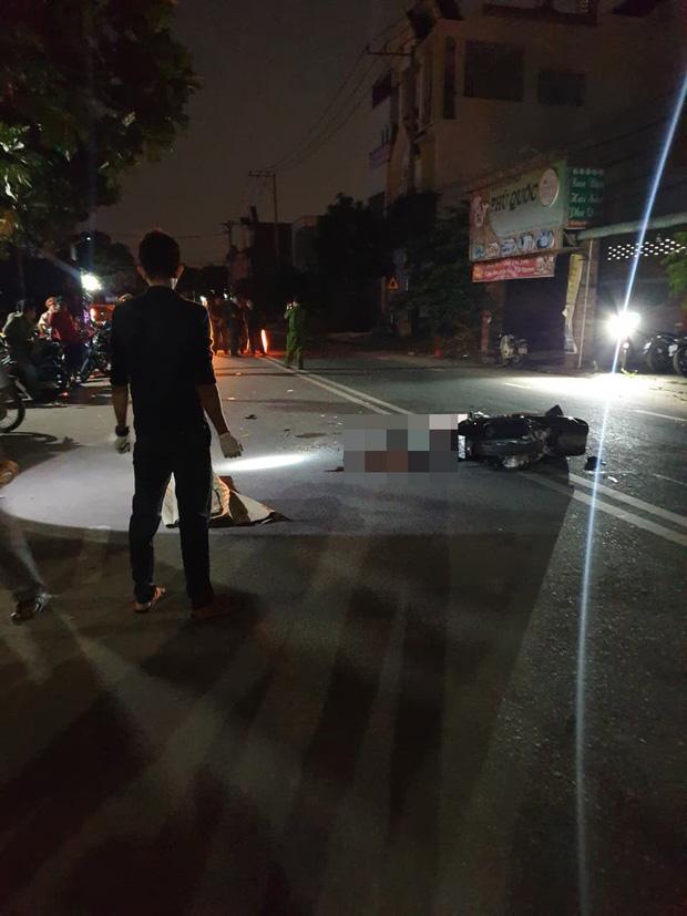 Nam thanh niên chết thảm do tông vào đàn trâu thả rông ở tỉnh Bình Dương - Ảnh 2.