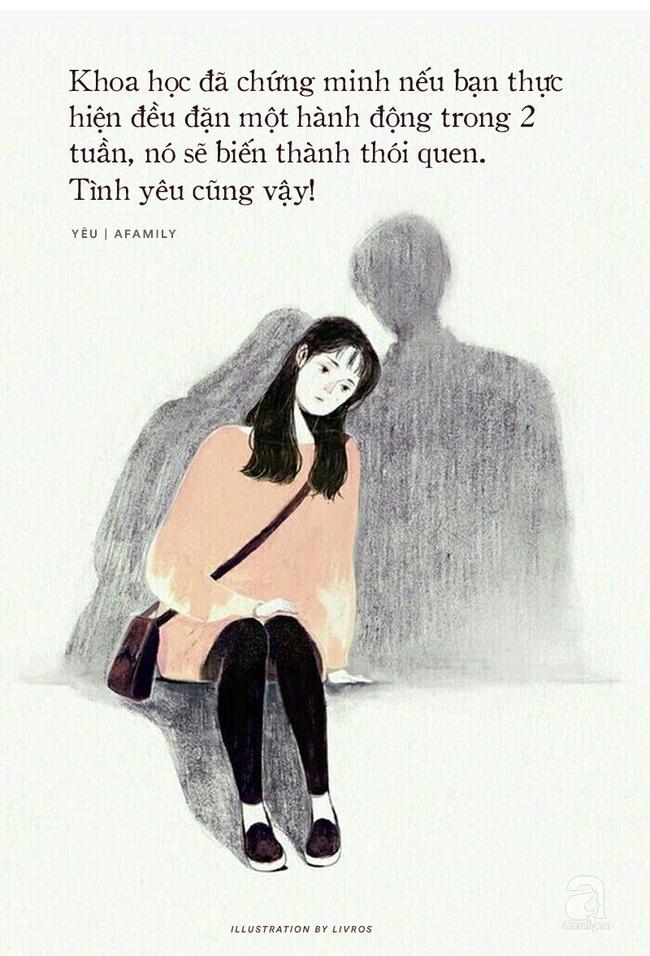 Khi những lời xin lỗi đã lặp lại hàng trăm lần, hãy dũng cảm cởi trói cho trái tim, và thoát khỏi mối quan hệ độc hại đã ăn mòn hạnh phúc của bạn bấy lâu nay - Ảnh 3.