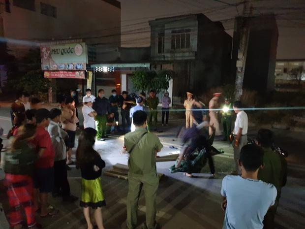 Nam thanh niên chết thảm do tông vào đàn trâu thả rông ở tỉnh Bình Dương - Ảnh 1.