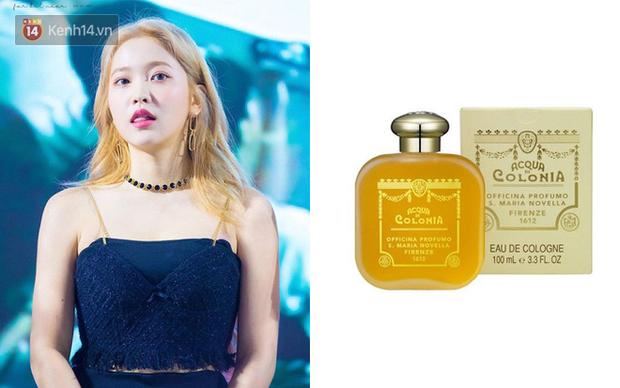 Cách idol chọn nước hoa cũng nói lên cá tính của họ, đặc biệt là Wendy: vừa thú vị, vừa có gu - Ảnh 4.