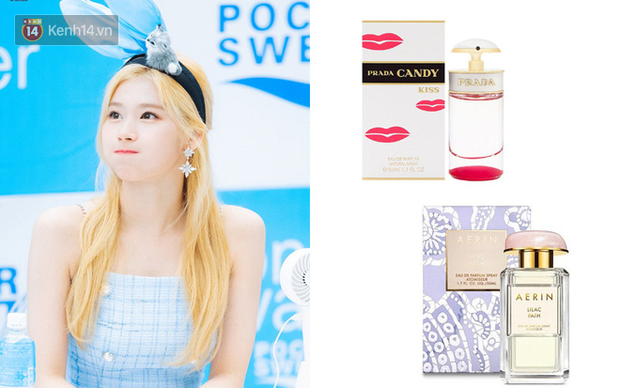 Cách idol chọn nước hoa cũng nói lên cá tính của họ, đặc biệt là Wendy: vừa thú vị, vừa có gu - Ảnh 2.