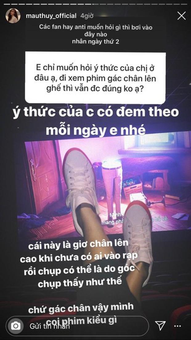 Tranh cãi mỹ nhân Việt hành động kém duyên nơi công cộng: Mâu Thủy không nhận sai, Hà Tăng - Phạm Hương liệu có oan? - Ảnh 1.
