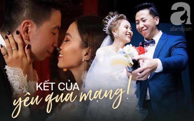 """Yêu qua mạng rồi tổ chức đám cưới, cô dâu bị nghi ngờ lấy chồng Việt kiều để """"moi tiền"""" và """"bộ mặt thật"""" quá bất ngờ của chồng sau khi kết hôn - Ảnh 1."""