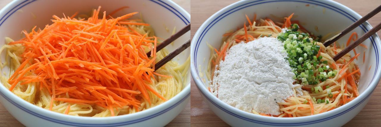 Bánh khoai tây mềm ngon cho bữa sáng - Ảnh 2.
