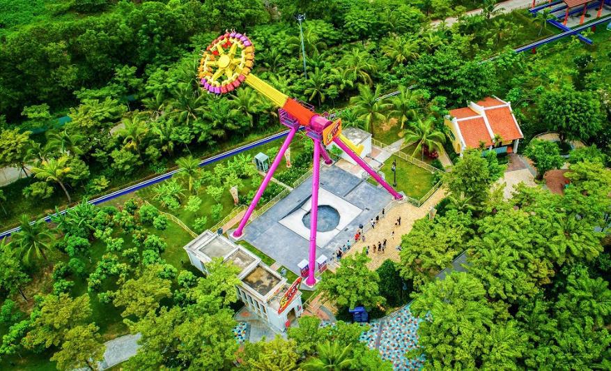 Sức hấp dẫn của những đỉnh cao giải trí Việt Nam - Ảnh 5.