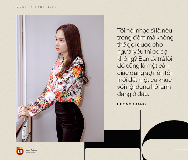 """Hương Giang: """"Mọi người mong chờ gì việc nghe nhạc ở một MV drama dài 12 phút""""? - Ảnh 2."""