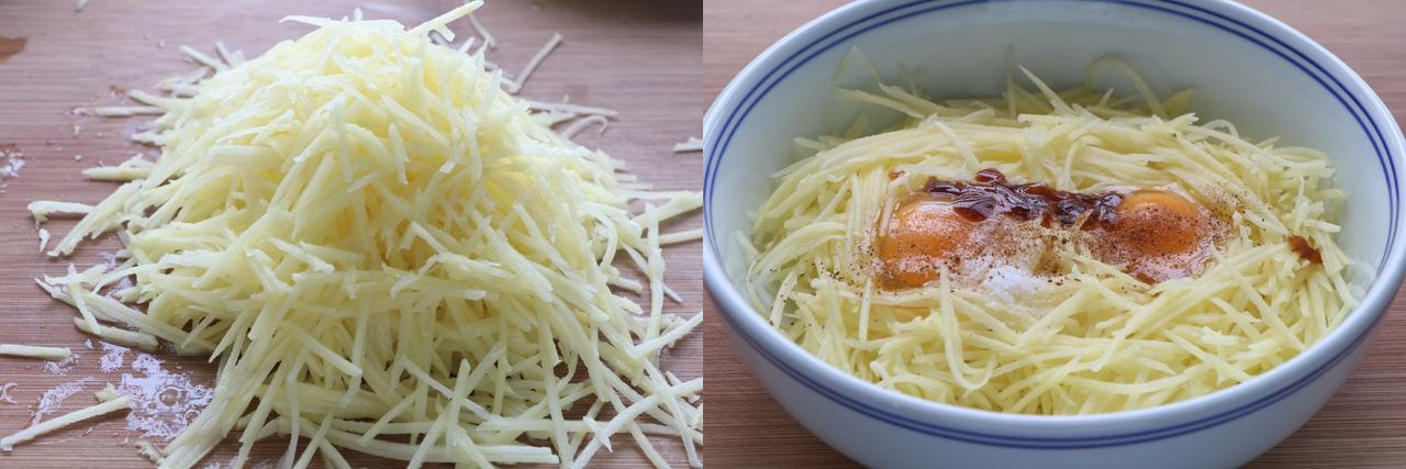 Bánh khoai tây mềm ngon cho bữa sáng - Ảnh 1.
