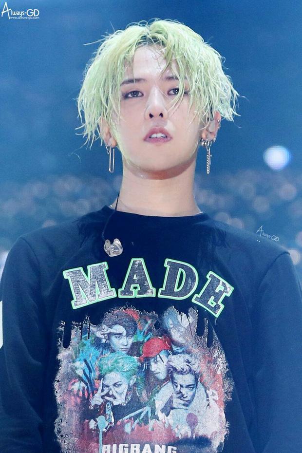 """Top 30 idol nam hot nhất hiện nay: Hạng 1 đúng là """"huyền thoại"""", G-Dragon đột phá ngoạn mục nhưng vẫn bị nam thần truyện tranh lấn át - Ảnh 3."""