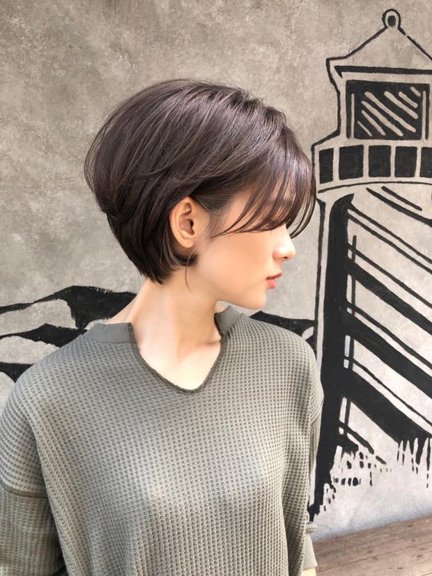 10 kiểu tóc ngắn mix màu nhuộm đẹp banh: Ai diện lên cũng trendy và trẻ trung hết nút - Ảnh 5.