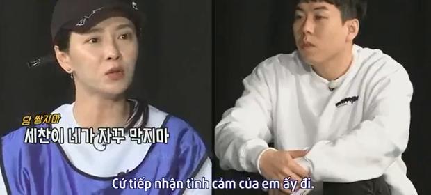 Kim Jong Kook khiến Song Ji Hyo đứng hình: Nếu chấp nhận Gary thì giờ em đã lên The Return of Superman rồi! - Ảnh 2.