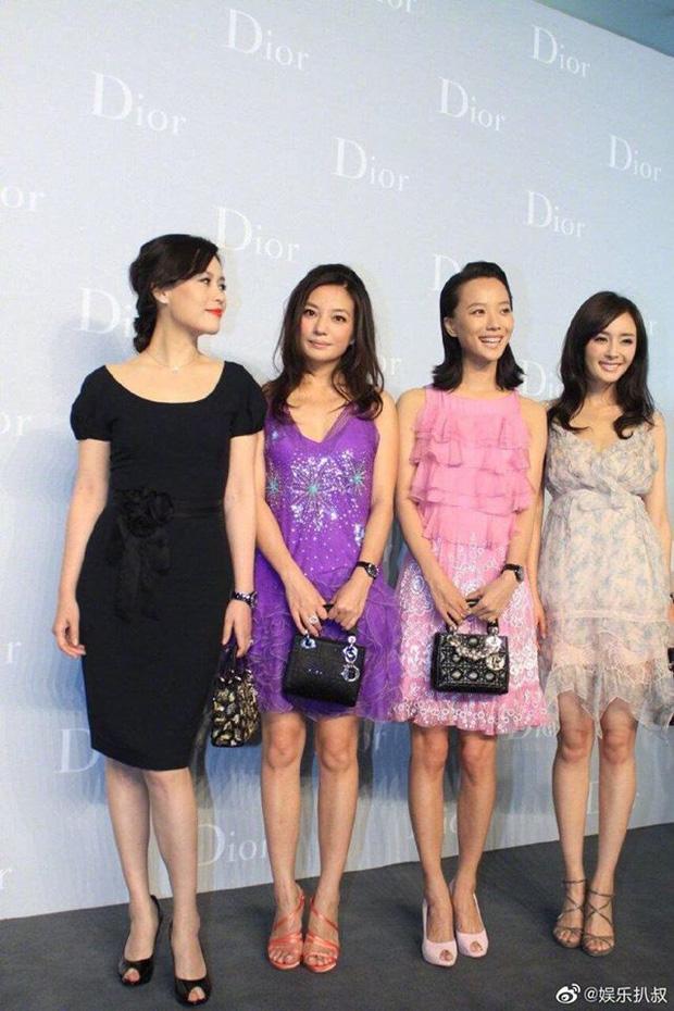 Bức hình 9 năm trước gây sốt: Triệu Vy - Dương Mịch đều bị sắc vóc quá nuột nà của Thái hậu Như Ý Truyện dìm tơi tả - Ảnh 2.