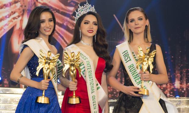 Hoài Sa hội ngộ Hương Giang trước giờ G chinh chiến tại Miss International Queen 2020, nhưng vì lý do gì? - Ảnh 4.